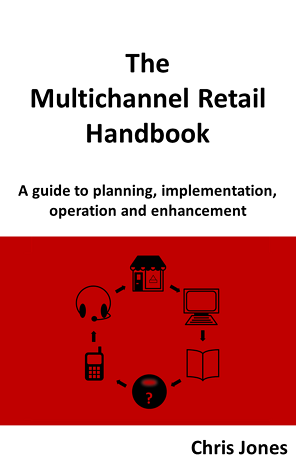 The Multichannel Retail Handbook Cover
